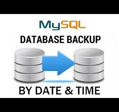 How to Backup MySQL Database Automatically