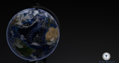 Blender Earth Cycles Render Tutorial