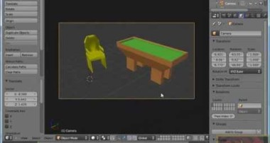 Blender 3D Tutorial – Add Models From .blend Files to Scene by VscorpianC