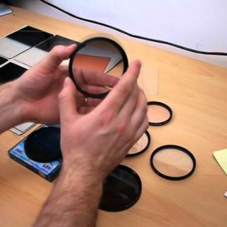 Beginner DSLR photography basics: Filters tutorial