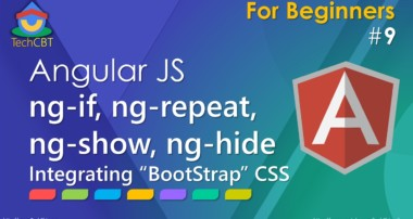 AngularJS: ng-if, ng-repeat, ng-show, ng-hide and Bootstrap CSS framework integration