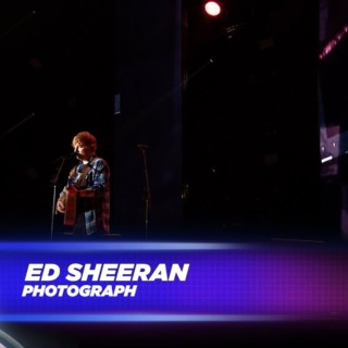 Ed Sheeran – 'Photograph' – (Live At Capital's Jingle Bell Ball 2017)