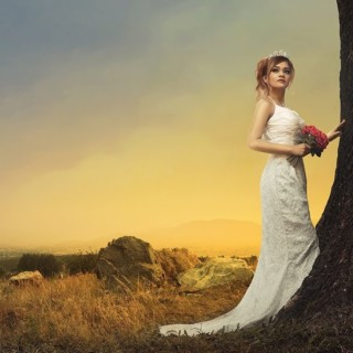 Photoshop: Wedding Photo Manipulation Editing Tutorial (Photography)