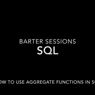 SQL aggregate functions – RDBMS Concepts – Part 6