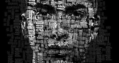 Photoshop Tutorial: How to Create a Powerful Text Portrait from a Photo