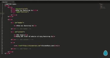 Clip 1.3 – Học thiết kế Web với Bootstrap 3, CSS, HTML – CSS Cơ bản –  phần 1