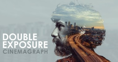 Double Exposure Cinemagraph – Photoshop Tutorial