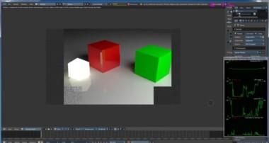 Blender Cycles render GPU + CPU