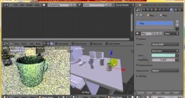 cycles render materials (part2)