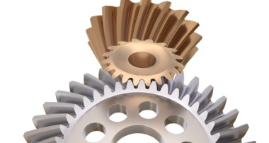 Tutorial: How to Model A Bevel Gear Drive in Blender 3D
