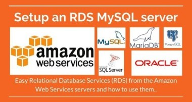 Amazon Web Services – RDS – Free MySQL Server Tutorial