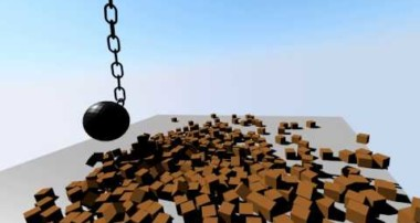 Wrecking Ball Animation – Blender Guru