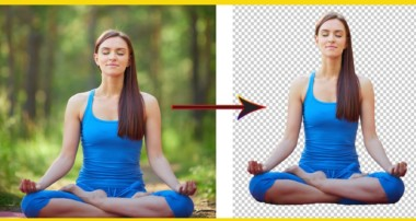 How to remove background in Photoshop CS6 in just 2 minutes   Photoshop Tutorials