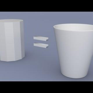 Blender: Cup Modeling Tutorial