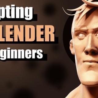 Sculpting In Blender For Beginners – Tutorial