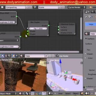 cycles render materials (part3)