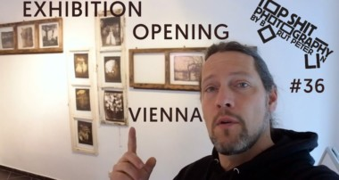 Exhibition in Vienna / Topshit Photography vlog #36