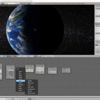 Conceptualizing the Earth – Blender Cycles Render