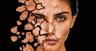 cracked face disintegration    photoshop tutorial cs6/cc