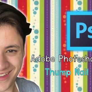 5 DK DA PROFESİONEL THUMPNAİL YAPMA (Adobe Photoshop)