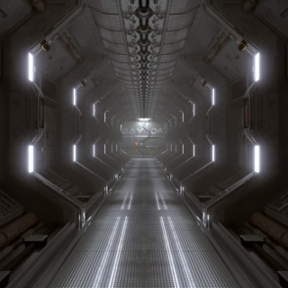 Blender Tutorial: Create a Spaceship Corridor in Blender – Part 2 of 2
