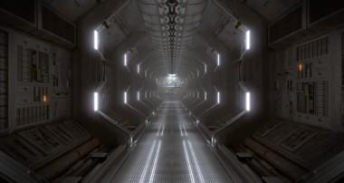 Blender Tutorial: Create a Spaceship Corridor in Blender – Part 2 of 2