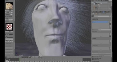 Blenderguru competition 2014: Characters entry -sculpting time lapse part 1