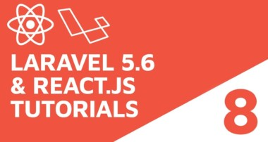 Laravel 5.6 with React.js & MySQL Tutorial: Episode 8 | Posting Data (Axios Post Request)