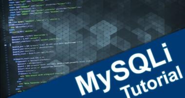 PHP Tutorial   Mit MySQLi Daten speichern und abrufen – Deutsch