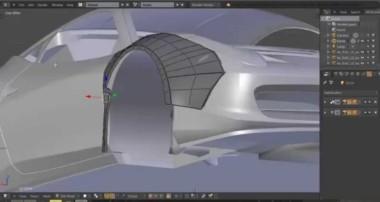 Blender 3D Modeling – Liberty Walk Kit Part 1