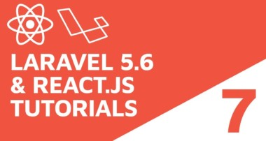 Laravel 5.6 with React.js & MySQL Tutorial: Episode 7 | Retrieving Blog Data (React Router & Axios)