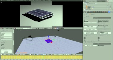Double Sided Playing Cards in Blender 2.5 – Blender 3D