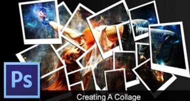 Adobe Photoshop CS6 – [How To] [Create a Collage] [Collage Effect]