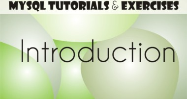 01 MySQL Tutorial for Beginners: Introduction