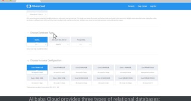 Tutorial: Launch a MySQL Instance on Alibaba Cloud ApsaraDB for Relational Database Service