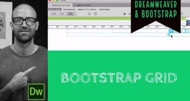 Bootstrap Grid – Dreamweaver Tutorial [7/54]