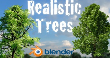 Create Realistic Animated Trees – Beginner Blender Tutorial
