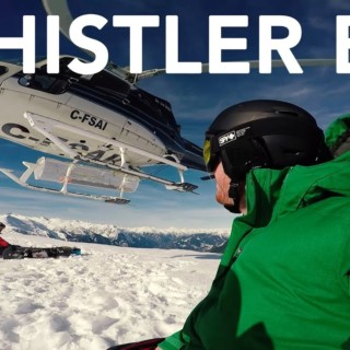 Helicopter Photography in Whistler | Travel and Photography Show | A Photographer In