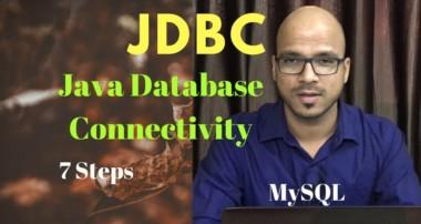 16.2 Java Database Connectivity Practical