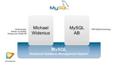 MySQL – Grundlagen Tutorial: MySQL – Populärste Open-Source-Datenbank der Welt  video2brain.com
