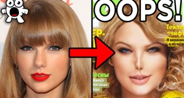 Top 10 Celebrity Photoshop Fails That'll Make You Cringe