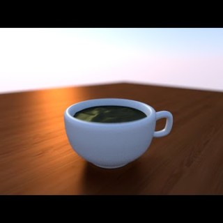 How to make a Glossy Plastic material in Blender 2 74