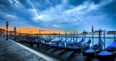 Travel Photography Retouching Venice Sunrise Lighroom 4 tutorial by Serge Ramelli