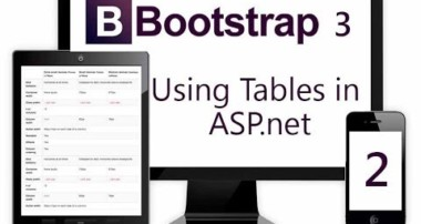 Using BootStrap 3 Table in ASP.NET – Part 2