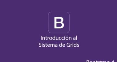 Bootstrap 4: Sistema de grids