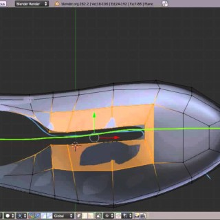 Shoe Modeling in Blender — Part 01