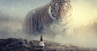 Big Tiger – Photoshop Manipulation Tutorial
