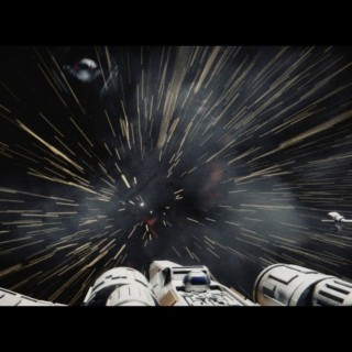 Star Wars Space Battle Animation (Unfinished) | Blender 3D