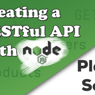 Planning & First Steps | Creating a REST API with Node.js