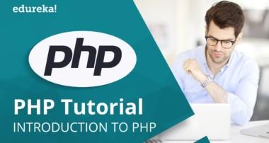 PHP Programming Tutorial For Beginners | PHP Tutorial For Web Development | PHP Training | Edureka